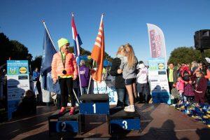 foto kidsrun winnaar HUGO Hardloopgroep